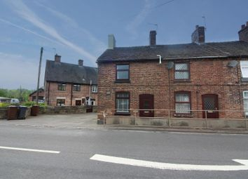 Thumbnail 2 bed end terrace house for sale in Uttoxeter Road, Tean, Stoke-On-Trent