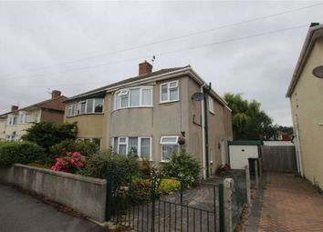 Thumbnail 3 bed semi-detached house for sale in Charter Road, Weston-Super-Mare