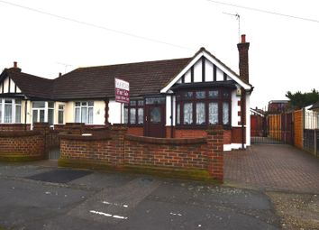 Thumbnail 3 bed semi-detached bungalow for sale in Portland Gardens, Chadwell Heath, Romford