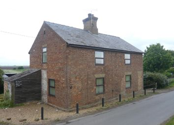 Thumbnail 3 bed detached house to rent in Ten Mile Bank, Littleport, Ely