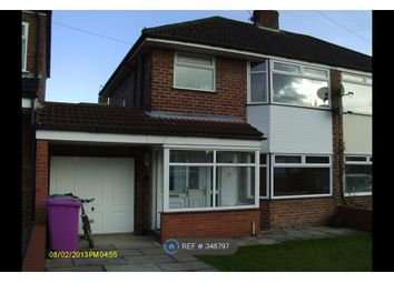 Thumbnail 3 bed semi-detached house to rent in Stonyhurst Rd, Liverpool