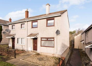 Thumbnail 3 bed semi-detached house for sale in 5 Meggat Place, Penicuik, Midlothian
