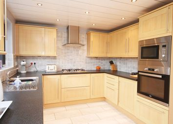 Thumbnail 4 bedroom detached house for sale in Coppice Green, Westbrook, Warrington