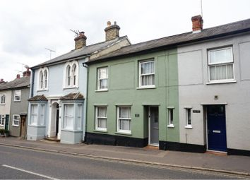 3 bed terraced house for sale in Mill End, Dunmow CM6