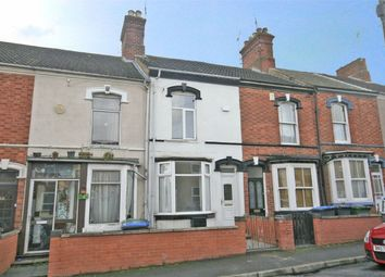 Thumbnail 2 bed terraced house to rent in Oxford Street, Town Centre, Rugby, Warwickshire