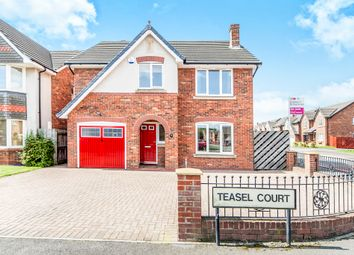 Thumbnail 4 bed detached house for sale in Teasel Court, Stockton-On-Tees