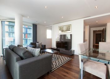 Thumbnail 3 bedroom flat to rent in Lincoln Plaza, Duckman Tower, Canary Wharf