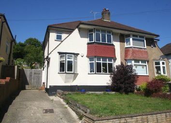 Thumbnail 4 bed semi-detached house for sale in Chaldon Way, Coulsdon, Surrey