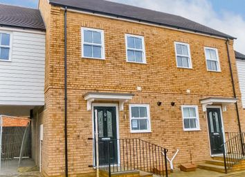 Thumbnail 4 bedroom terraced house to rent in Little Whyte, Ramsey, Huntingdon