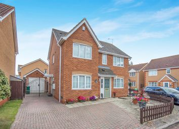 Thumbnail 4 bed detached house for sale in Parade Drive, Dovercourt, Harwich