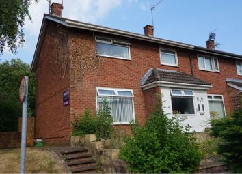 Thumbnail 3 bed end terrace house for sale in Rhodri Place, Cwmbran