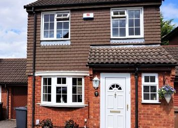 Thumbnail 4 bedroom detached house for sale in Harveys Hill, Luton