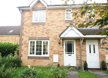 Thumbnail 3 bed end terrace house to rent in Lascelles Drive, Pontprennau, Cardiff