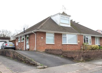 Thumbnail 2 bed bungalow to rent in Hackerford Road, Cyncoed, Cardiff