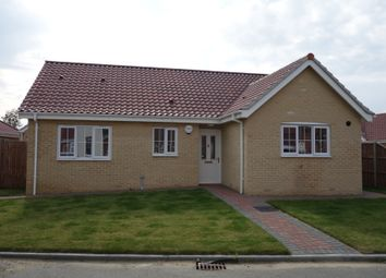 Thumbnail 3 bed detached bungalow for sale in Barn Owl Close, Station Road, Reedham, Norwich