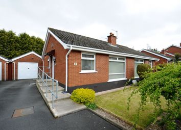 Thumbnail 2 bed bungalow for sale in Hanwood Park, Dundonald, Belfast