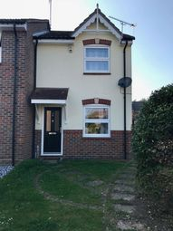 Thumbnail 2 bed end terrace house to rent in Freeland Close, Taverham, Norwich