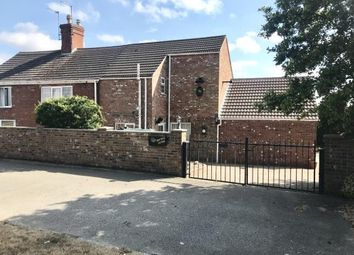 Thumbnail 3 bed semi-detached house for sale in East Heckington, Boston, Lincolnshire, England