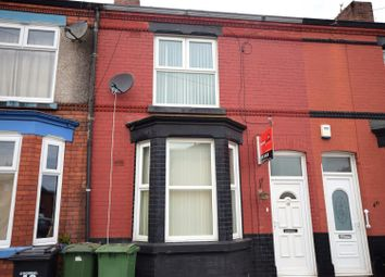Thumbnail 2 bedroom terraced house to rent in Prince Edward Street, Birkenhead