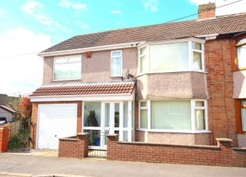 Thumbnail 5 bed semi-detached house for sale in Moor Crescent, Durham