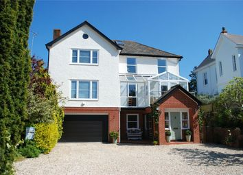 Thumbnail 5 bedroom detached house for sale in Douglas Avenue, Exmouth, Devon
