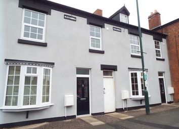 Thumbnail 2 bed terraced house for sale in Alcester Road, Studley, Warwickshire