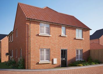 "Thumbnail 3 bed semi-detached house for sale in ""The Mountford"" at Doncaster Road, Hatfield, Doncaster"
