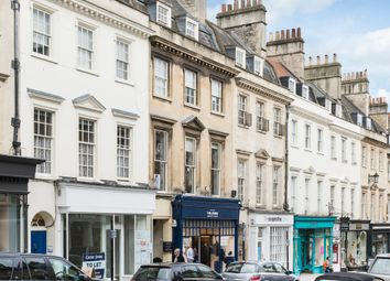 Thumbnail 2 bed flat for sale in Milsom Street, Bath