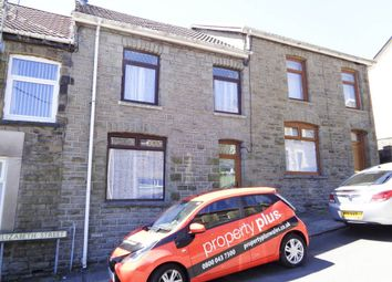 Thumbnail 3 bed terraced house for sale in Abercynon -, Mountain Ash