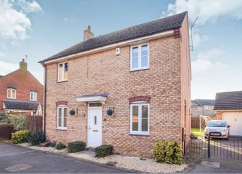 Thumbnail 4 bed detached house for sale in Tall Pines Road, Witham St Hughs