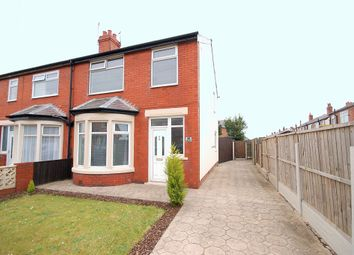 Thumbnail 3 bedroom semi-detached house for sale in Selby Avenue, Blackpool