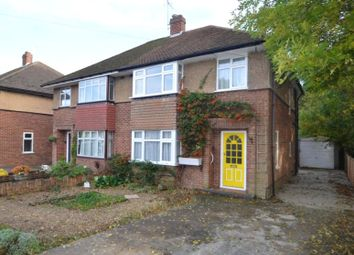 Thumbnail 3 bed semi-detached house for sale in Whiteheath Avenue, Ruislip, Middlesex