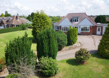 Thumbnail 4 bed detached house for sale in Elmesthorpe Lane, Earl Shilton, Leicester