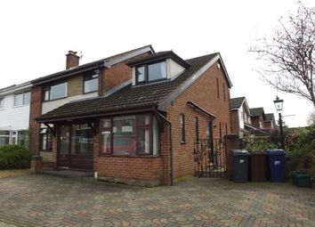 Thumbnail 5 bed semi-detached house for sale in Ferndale Close, Leyland