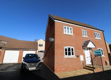 Thumbnail 3 bed detached house for sale in Toucan Street, Yarnbrook, Trowbridge