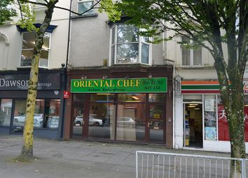 Thumbnail Restaurant/cafe to let in Walter Road, Swansea