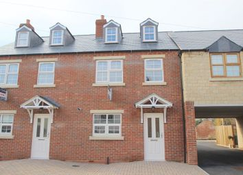 Thumbnail 3 bed terraced house for sale in Stratford Road, Newbold On Stour, Stratford-Upon-Avon