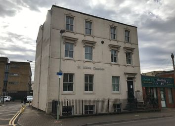 Thumbnail Block of flats for sale in Russell Street, Gloucester