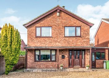 Thumbnail 3 bed detached house for sale in Ollands Road, Reepham, Norwich