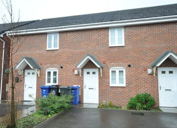 Thumbnail 2 bed town house for sale in Saw Mill Way, Burton-On-Trent