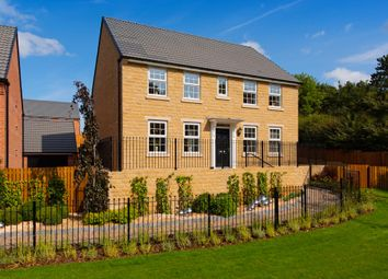 "Thumbnail 4 bed detached house for sale in ""Chelworth"" at Heathfield Lane, Birkenshaw, Bradford"