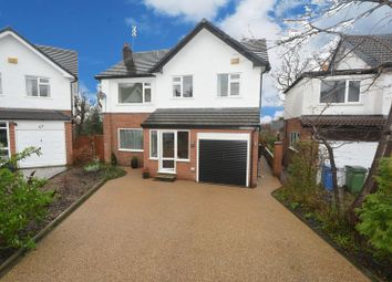 Thumbnail 4 bed detached house for sale in Cringle Drive, Cheadle