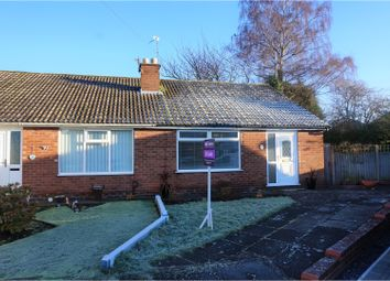 Thumbnail 2 bed semi-detached bungalow for sale in Buckfast Close, Warrington
