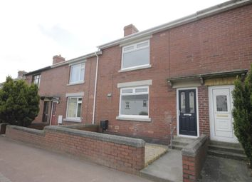 Thumbnail 3 bed terraced house for sale in Front Street, Leadgate, Consett