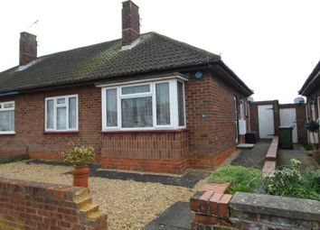 Thumbnail 2 bed semi-detached bungalow for sale in Furze Way, Wolverton