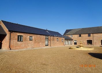 Thumbnail 3 bedroom barn conversion to rent in Church Road, Keysoe, Bedford