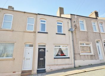 Thumbnail 3 bed terraced house for sale in Bransty Road, Bransty, Whitehaven