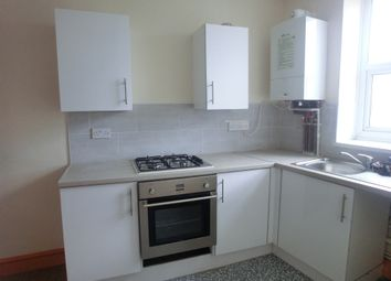 Thumbnail 2 bedroom flat to rent in Hebron Road, Clydach, Swansea