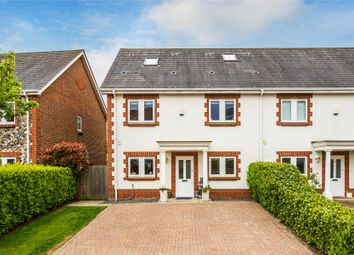 Thumbnail 5 bed end terrace house for sale in Chobham, Surrey