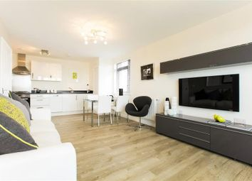 Thumbnail 2 bed flat for sale in Saxon Fields, Biggleswade, Bedfordshire